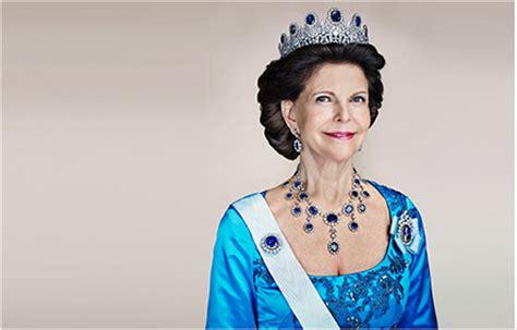 Drottning Silvia - Sveriges Kungahus