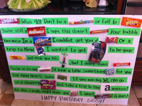 Candy Bar Birthday Card For My Sister Diy Deep Conditioner For Fine Natural Hair Mini Cell Tower Picture Frames Mother S Day Mosquito Control Backyard Kitchen Floor Cheap Moisturizer Without Coconut Oil Electric Lawn Mower Conversion Christmas Gifts Friends Mom Teaches Boyfriends Birthday