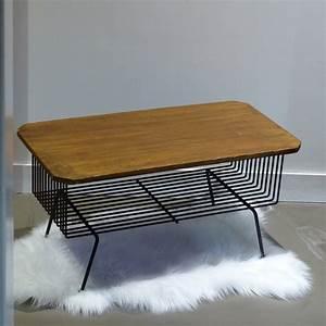 Table Basse Retro : table basse vintage lignedebrocante brocante en ligne chine pour vous meubles vintage et ~ Teatrodelosmanantiales.com Idées de Décoration