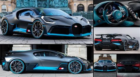 The bugatti centodieci will cost $9 million and only 10 will be made. Bugatti Divo (2019) - pictures, information & specs