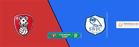 Rotherham United vs Sheffield Wednesday LIVE stream, team ...
