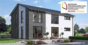 Moderne Häuser Mit Satteldach : einfamilienhaus mit satteldach flach ytong bausatzhaus ~ Lizthompson.info Haus und Dekorationen