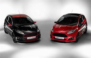 Ford Fiesta Edition : ford pushes 1l ecoboost to 140 hp launches fiesta red black editions video autoevolution ~ Maxctalentgroup.com Avis de Voitures