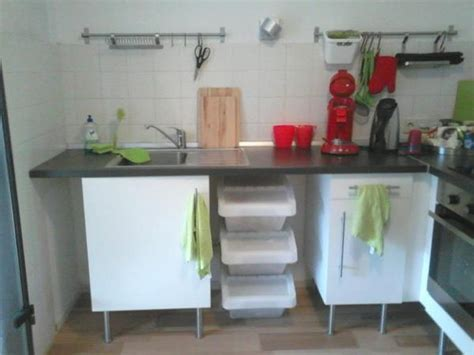 Küche Ikea Faktum Härlig Weiß Matt Mayen