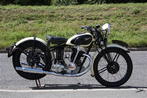 1936 Calthorpe Ivory Major Classic Motorcycle Pictures