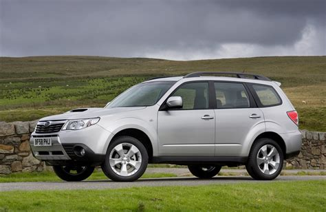 Premium, from $28,845, is next. Subaru Forester Estate (2008 - 2012) Photos   Parkers