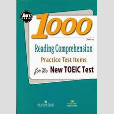 Ebook Jim's Toeic Reading Comprehension Practice Test Items Pdf + Keys  English Study