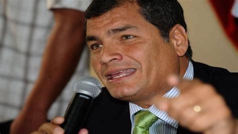 Correa: La SIP es una oligarquía retrógrada Noticias