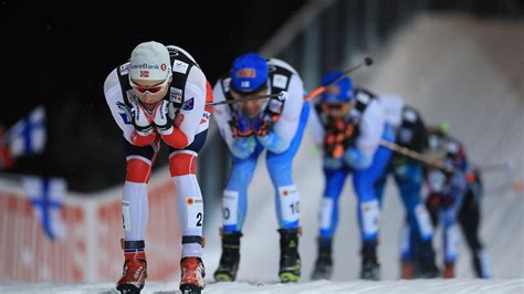 the cross country world cup live on eurosport player cross country skiing eurosport