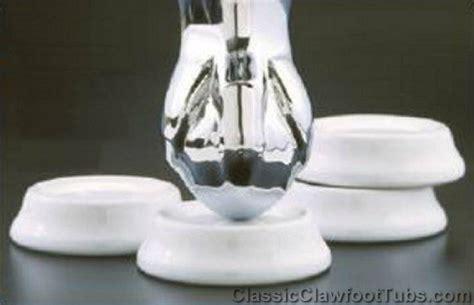 clawfoot tub coasters set   classic clawfoot tub