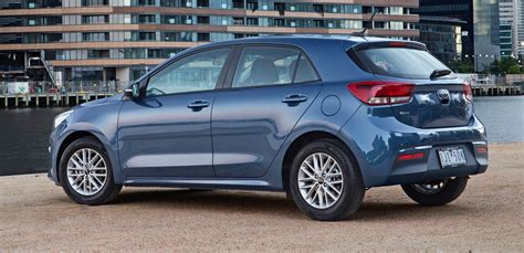 kia rio pricing  specs  caradvice