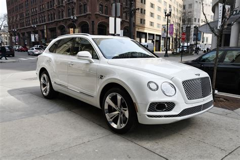 Gambar Mobil Bentley Bentayga by New 2018 Bentley Bentayga Activity Edition For Sale