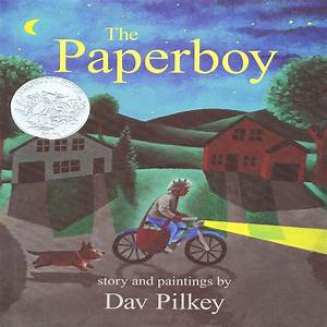 Download The Paperboy Audiobook by Dav Pilkey read by ...