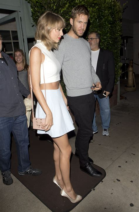 TAYLOR SWIFT Leaves Giorgio Baldi Restaurant in Santa ...