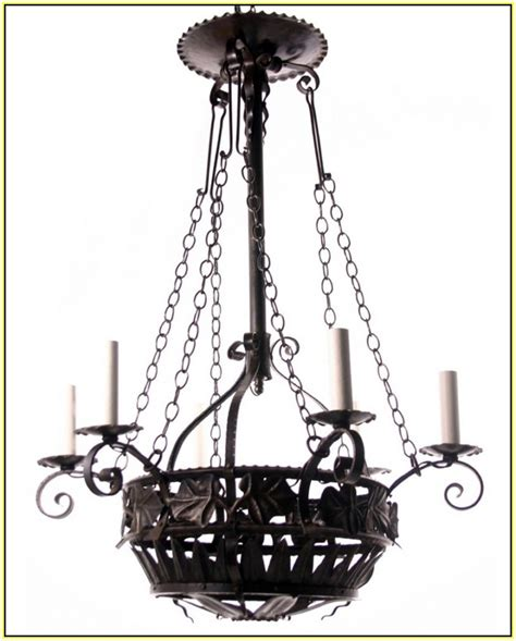 wrought iron chandeliers mexican home design ideas