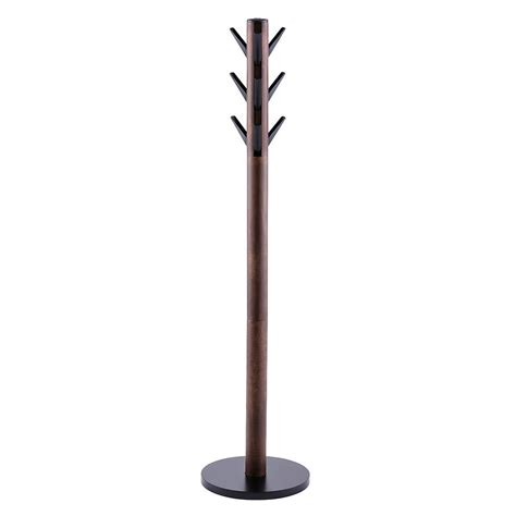 Uttermost Coat Rack by Walnut Flapper Coat Rack By Umbra The Container Store