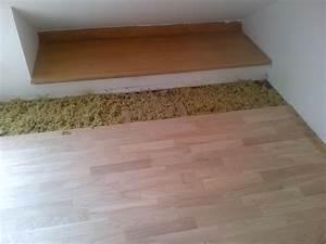 Zvuková izolace plovoucí podlahy