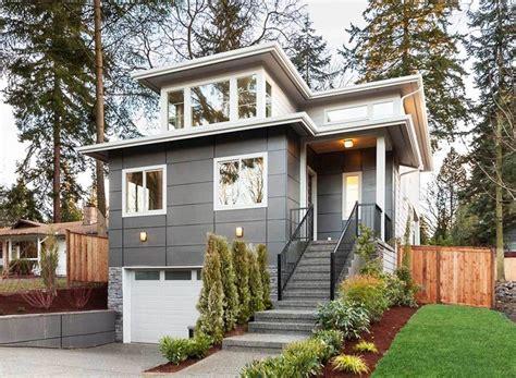 Hillside House Plans by Small Modern Hillside House Plans