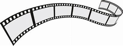 Film Roll Strip Vector Strips Transparent Filmstrip
