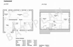 plans et permis de construirenotre plan de maison turquoise With maison a construire plan