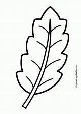 Coloring Leaves Printable Palm Leaf Branch Kleurplaat Herfst Sunday Blaadjes Drawing Sheet Template Tree Branches Clip Clipart Hosanna Hojas Imprimir sketch template