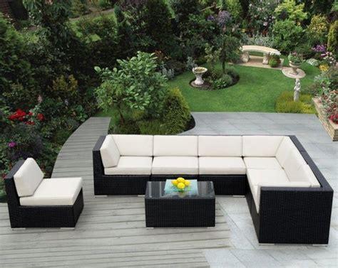 canape angle exterieur salon de jardin en résine avantages et photos inspirantes