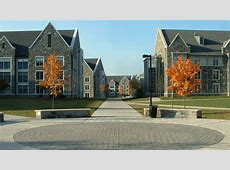 Villanova University West Campus Apartments O'Donnell