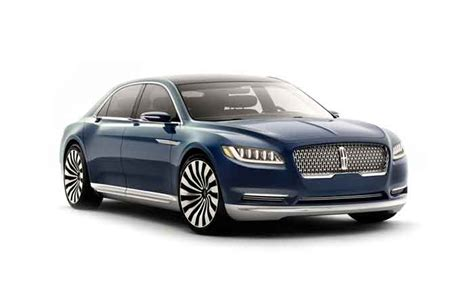 Price Car Lease by 2018 Lincoln Continental 183 Monthly Lease Deals Specials