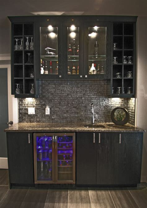 Built In Bar Designs by 2 Door Stainless Steel Bar Cooler In 2019 Home Bar Ideas