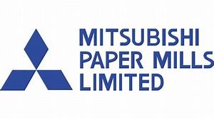 Afbeeldingsresultaten voor mitsubishi paper logo