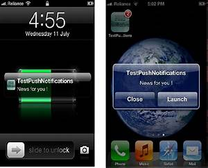 Using Push Notifications In Air Ios Apps