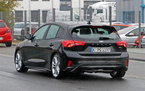 ford focus st spy  specs prices car