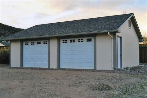 How Much Should A Two Car Garage Cost To Build