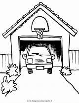 Garage Coloring Garages Disegno Colorare Annunci Misti Sketch Disegni Vendita Sesto Giovanni San Molise Triggiano Magazzino Ampio Luminoso Immagine Template sketch template