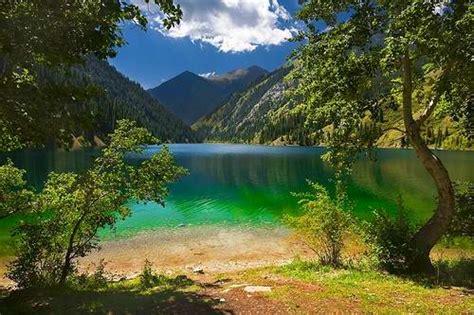 Kazakhstan Geography Facts, Landscapes Photos