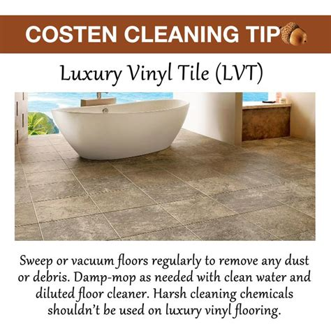 how to clean luxury vinyl tile 7 best images about cleaning maintenance tips on