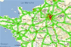 Carte France Autoroute : informations accidents 24h 24 routes et autoroutes blog auto ~ Medecine-chirurgie-esthetiques.com Avis de Voitures