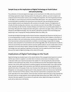 Persuasive Essay Topics High School Essay On Youth Empowerment Research Paper Essay Format also How To Write A Good Thesis Statement For An Essay Essays On Youth I Need Help With My Personal Statement Quotes On  Essay For Science