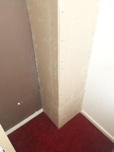 trap met tapijt afplakken afwerken gips koof werkspot