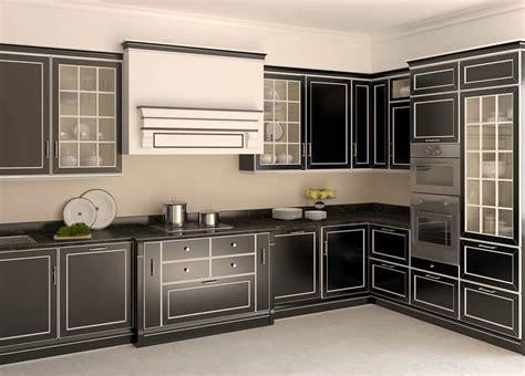 beautiful monochrome kitchen ideas design pictures