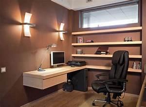 10, Excellent, Small, Office, Interior, Design, Ideas