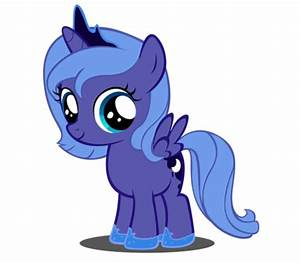 princess luna as a filly - My Little Pony Friendship is ...