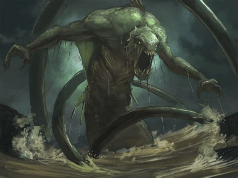Top eLeVeN !!: ToP EleVen Mythical Creatures BeLieVed TO ExIst..!!!