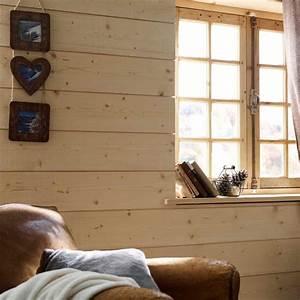 Pose Lambris Bois : tout savoir sur le lambris leroy merlin ~ Premium-room.com Idées de Décoration