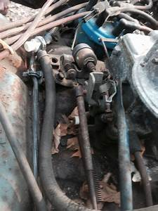 1977 351 Carburetor  Vacuum Line Routing