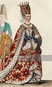 Reign of Charles VI de France. Isabeau of Bavaria, Queen ...