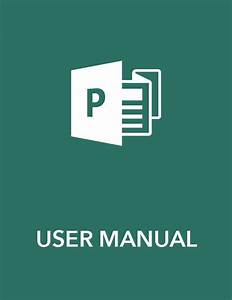 6 Free User Manual Templates