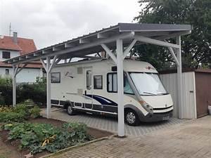 auvent pour voiture permis construire maisonreveclub With plan maison en pente 19 abriboa abri camping car monopente vente en ligne d