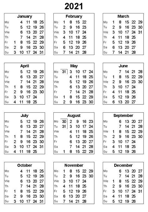pin   calendars