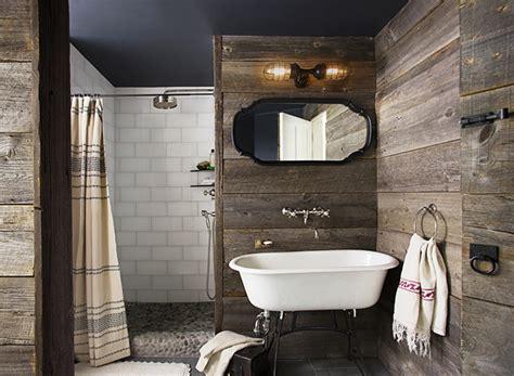 De Badkamer Landelijk Inrichten Doe Je Met Deze Voorbeelden
